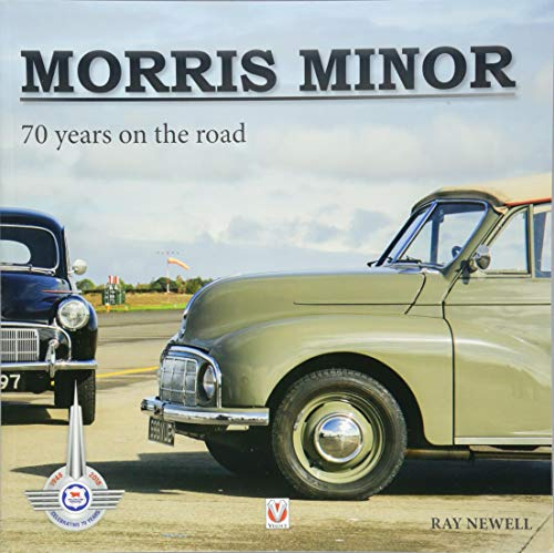Morris Minor: 70 years on the road