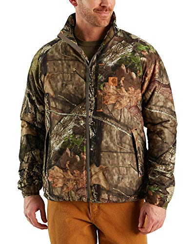 Carhartt Men's Camo 8 Point Work Jacket Big and Tall Camouflage Large Tall