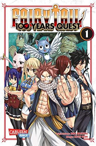 Fairy Tail – 100 Years Quest 1: Rasante Fantasy-Action voller Magie, Freundschaft...