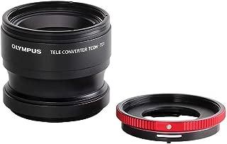 Olympus Telephoto Tough Lens Pack (lente y adaptador) para TG-1/2/3/4/5 y 6