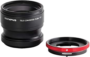 Olympus Telephoto Tough Lens Pack (Lens and Adapter) for TG-1,2,3,4,5 & 6 Cameras