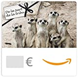 Chèque-cadeau Amazon.fr - eChèque-cadeau - De la part de la tribu