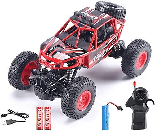 4 ruedas motrices, mando a distancia para camión de alta velocidad 2,4 Ghz corta, tarjeta Drift para vehículos todoterreno, carreras, carreras, caravanas, Monstruo, Crawler, Buggy R/C RTR Hobby