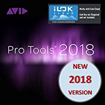 Avid Pro Tools 2018 (Download Card Only - Activate with iLok Cloud)