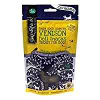 10 very good reasons to give your dog venison deli snacks A highly regarded healthy red meat Venison is naturally lean and low in fat Healthy source of protein and iron Excellent omega 3 qualities Hypoallergenic and gluten free Air dried slowly to re...