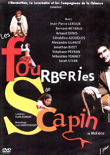 Fourberies de Scapin (DVD)