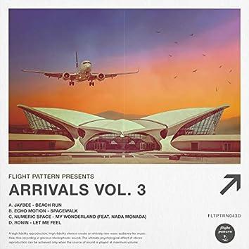 Arrivals Vol. 3