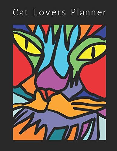 Cat Lovers Planner: The Cat Lovers Agenda Planner