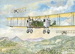 Roden Gotha G.II and G.III Heavy Bomber Airplane Model Kit