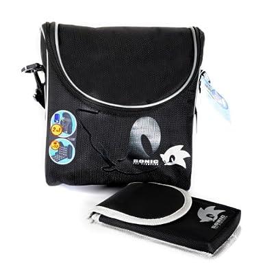 Sonic The Hedgehog Pro Gamer Case - Black (Nintendo 3DS XL/3DS/DSi XL/DSi)