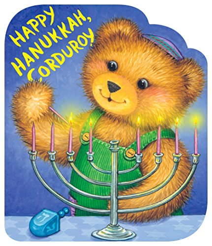Happy Hanukkah, Corduroy