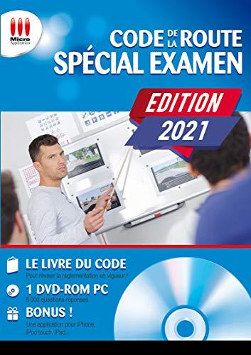CODE DE LA ROUTE SPÉCIAL EXAMEN 2021