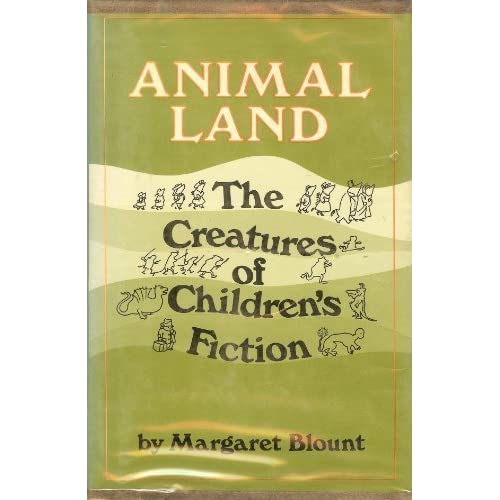 Animal land: The creatures of children's fiction
