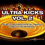 Ultra Kicks Vol. 2 - Kick Samples for House