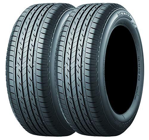 Bridgestone NEXTRY 155/65R14 75S Low Fuel Economy Tires Set of 2