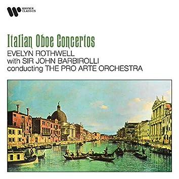 Albinoni, Marcello & Cimarosa: Italian Oboe Concertos