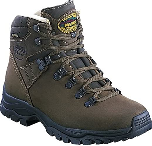 Meindl Galles 2MFS Chaussures de trekking Femme (Marron)