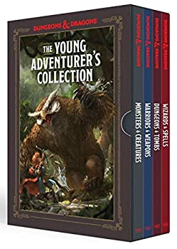dungeons and dragons adventures