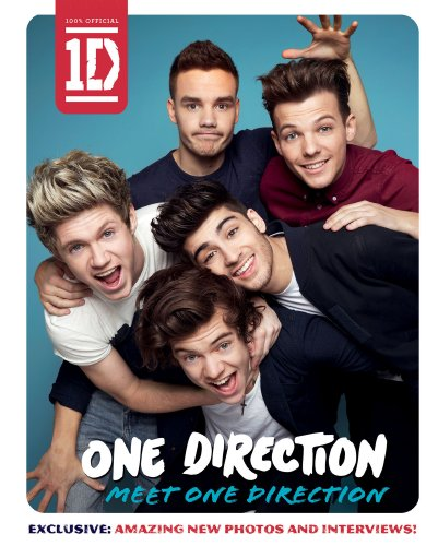 One Direction: Meet One Direction (English Edition)