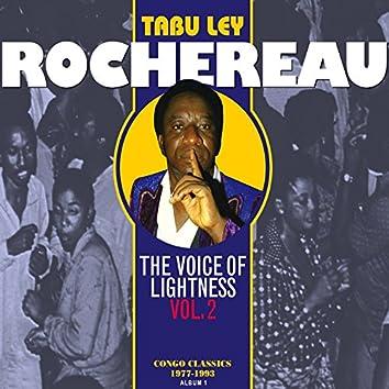 The Voice of Lightness, Vol. 2: Congo Classics (1977-1993) [Album 1]