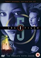 The X-Files [DVD]