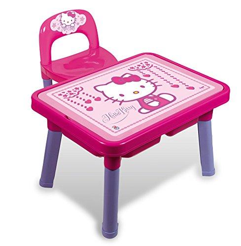 Androni 8901–00HK–Hello Kitty Multigame Tisch mit Stuhl