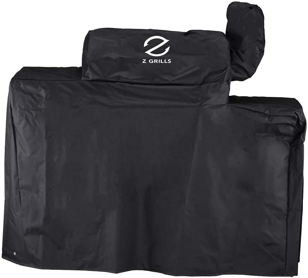 Z GRILLS 直輸入品激安 ZGC-600S お見舞い BBQ Grill Cover Black