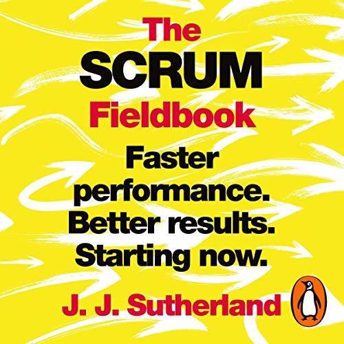 The Scrum Fieldbook cover art