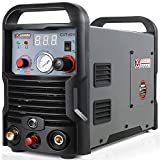Amico CHF-50, 50 Amp Pilot Arc Non-touch Plasma Cutter, 4/5 in. Clean Cut, 115/230V Dual Voltage Cutting Machine