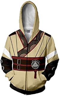 Fire Emblem Awakening Owain Hoodie Hooded Coat Jacket Sweatshirt Costume Unisex