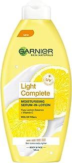 Garnier Skin Naturals Light Lotion, 125ml