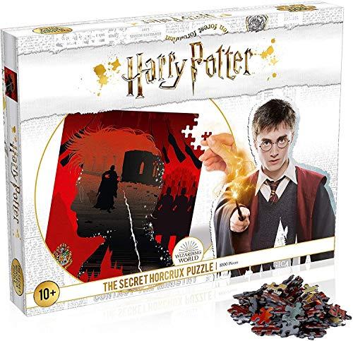 Puzzle Harry Potter Secret Horcrux 1000 Piezas, Color White (WM00367 ML1 6)