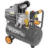 Luftdruckkompressor 24 Liter 1100 W 8 bar 180L/min Druckluft Werkstattkompressor