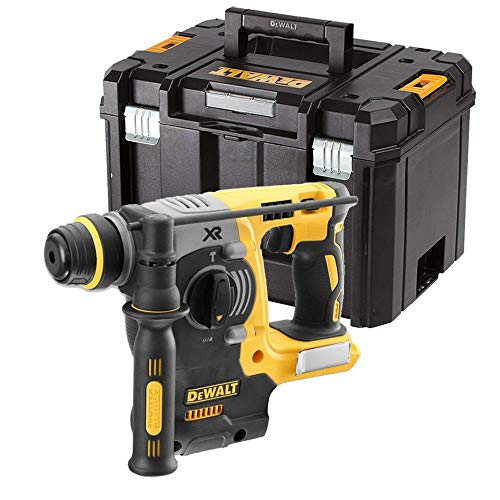 Dewalt DCH273N 18V XR Cordless Brushless 3 Mode SDS+ Hammer Drill with TSTAK DWST171195 Case