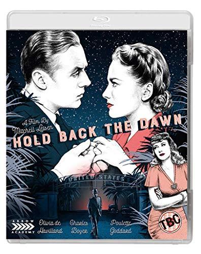 Hold Back the Dawn [Blu-Ray] [Region B] (IMPORT) (Pas de version française)