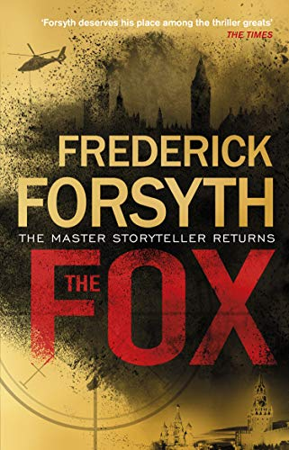 The Fox: The number one bestseller from the master of storytelling (English Edition)