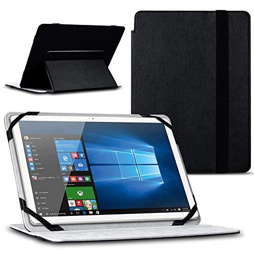 UC-Express Tablet Tasche Samsung Galaxy Note Pro 12,2 Zoll P900 T900 Hülle Schwarz Schutzhülle Hülle Etui Cover