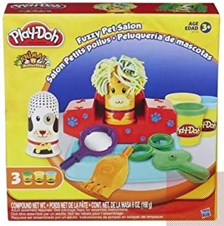 Play Doh Fuzzy Pet Salon