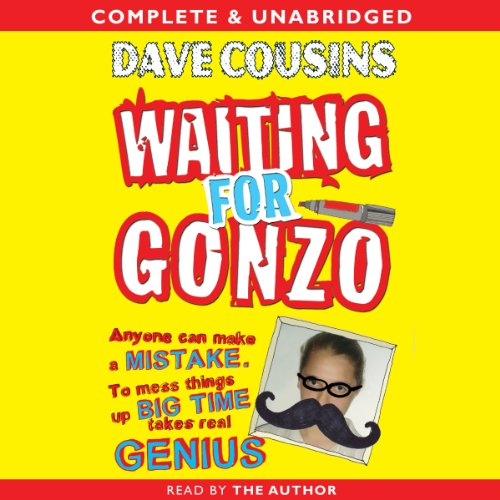 Waiting for Gonzo cover art
