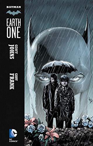 Batman: Earth One Vol. 1 (Batman:Earth One series) (English Edition)