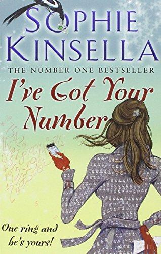 I've Got Your Number by Sophie Kinsella (25-Apr-2013) Paperback