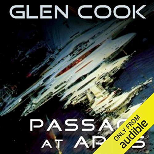 Passage at Arms audiobook cover art