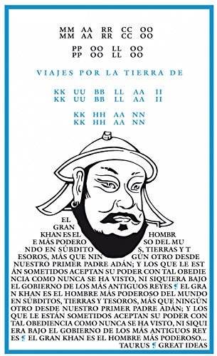 Viajes por la tierra del Kublai Khan (Serie Great Ideas 4) eBook ...
