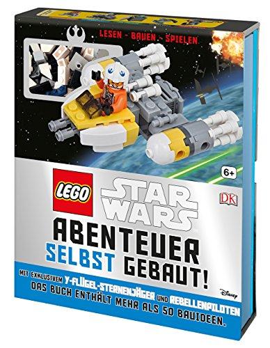 LEGO® Star Wars™ Abenteuer selbst gebaut!: Lesen - Bauen - Spielen