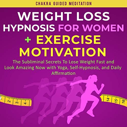 Weight Loss Hypnosis for Women Exercise Motivation The Subliminal Secrets to Lose Weight Fast product image