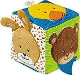 Ravensburger ministeps 4162 Musikalischer Softwürfel, Musikspielzeug, Baby Spielzeug ab 6 Monate