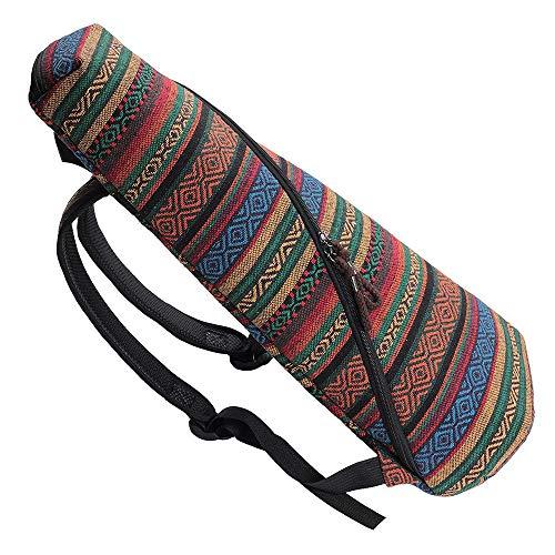 RETYLY Bohemian Ukulele Case Bag Para Ukelele Tenor 26 Pulgadas, 10Mm Esponja Acolchada (Tenor)