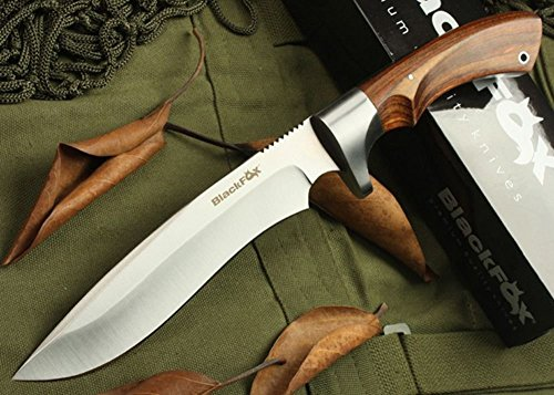FARDEER KNIFE Black Fox Outdoor Taktik Jagdmesser
