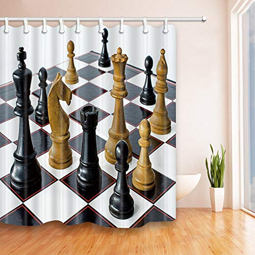 ZHWL6688 Tablero Internacional de ajedrez Impresión Digital 3D