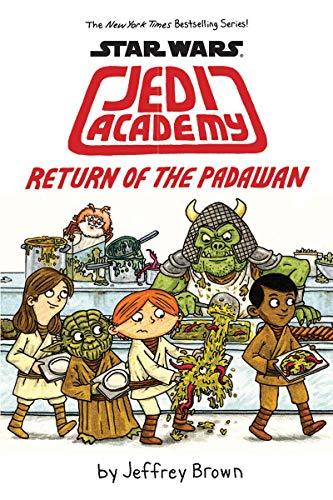 Return of the Padawan (Star Wars: Jedi Academy #2) (2)